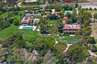 La Villa Contenta Malibu    $54.5M