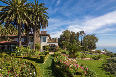 Malibu Estate   $25M